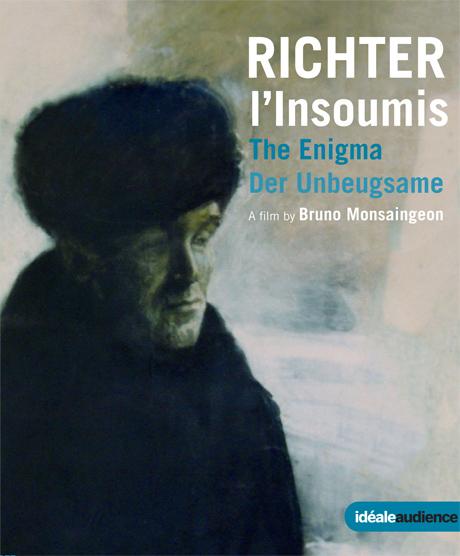 Plakat des Films <i>Richter, der Unbeugsame</i> von Bruno Monsaingeon