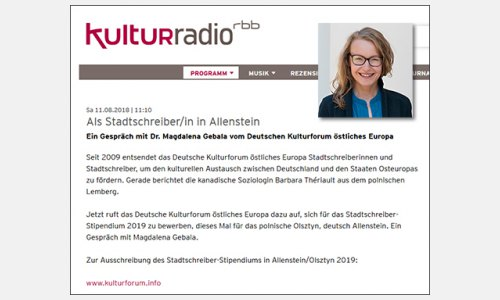 <small>Screenshot: www.kulturradio.de</small>